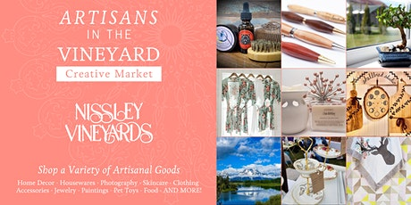 Artisans in the Vineyard tickets