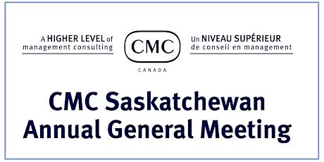 CMC-Saskatchewan Annual General Meeting tickets