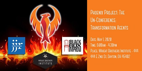 Phoenix Project: The Un-Conference - Transformation Agents tickets