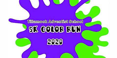 TAS 5K Color Run 2020 tickets