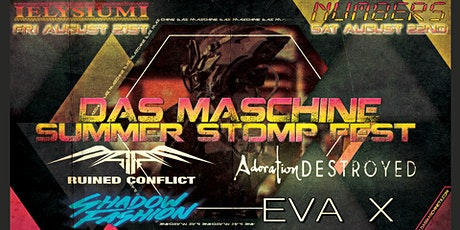 Das Maschine Summer Stomp Fest - Austin tickets