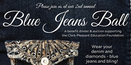 Clark-Pleasant Education Foundation 2nd Annual Blue Jean Ball tickets