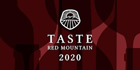 Taste Red Mountain Grand Tasting tickets
