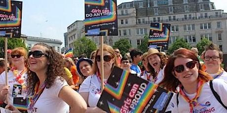 Birmingham Pride - Girlguiding tickets