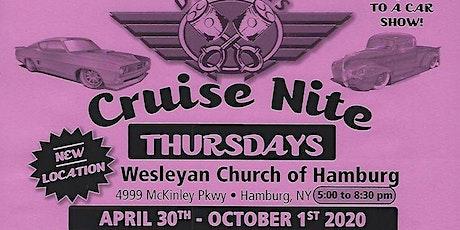 Drifters Car Club Cruise Nite tickets