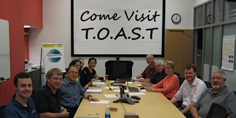 Toastmaster On A Stick (TOAST) - Toastmasters Meeting tickets