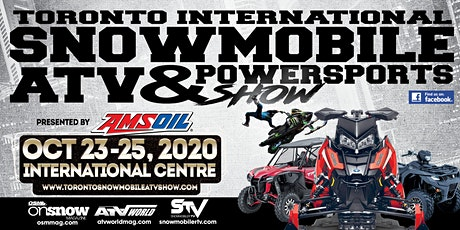 Toronto International Snowmobile, ATV & Powersports Show 2020 tickets