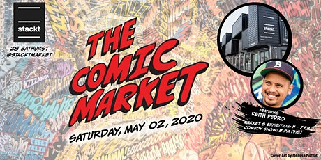 THE COMIC MARKET tickets