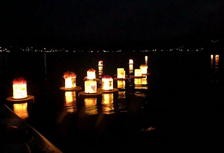 Floating Lantern Pet Memorial 2021 image