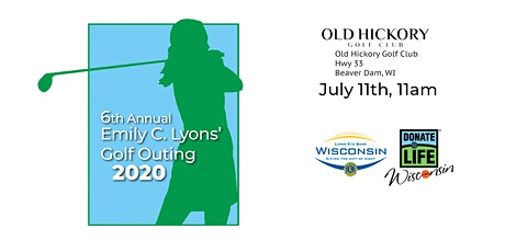Emily C. Lyons' 6th Annual Golf Outing tickets