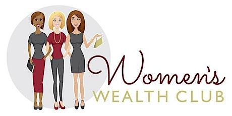 Women's Wealth club  - Mesa tickets