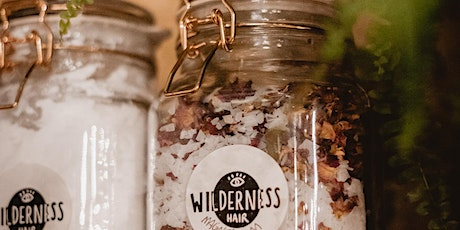 Herbalism for Hair by Wilderness tickets