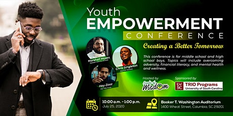 Youth Empowerment Conference tickets