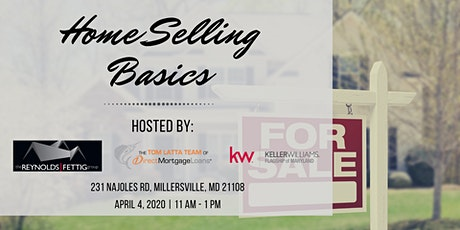 Home Selling Basics tickets