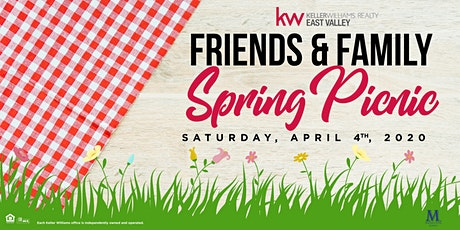 Look2Brooke Group Spring Picnic tickets