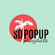 SDPopUp PlayDate  logo
