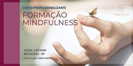 Formação Profissional de Mindfulness - Módulo I (Jul/2020) ingressos
