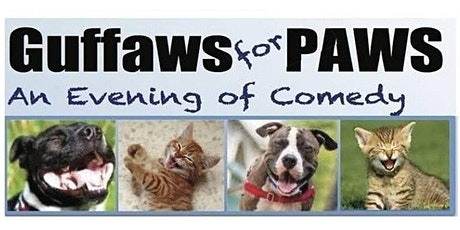 Guffaws for PAWS 2020 tickets