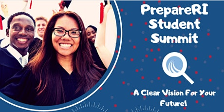 PrepareRI Fall '20 Student Summit  tickets