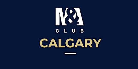 M&A Club Calgary : Meeting May 20, 2020 tickets