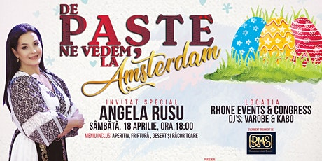 ANGELA RUSU LA AMSTERDAM tickets