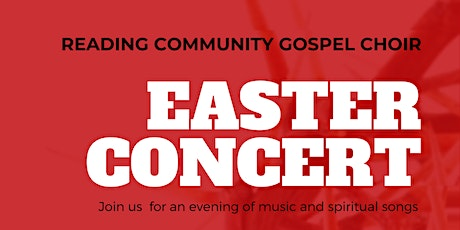 Easter Concert tickets