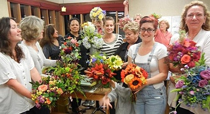 Floral Design Workshop tickets