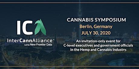 InterCannAlliance Europe Symposium tickets