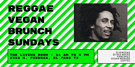 Reggae Vegan Brunch Sundays tickets