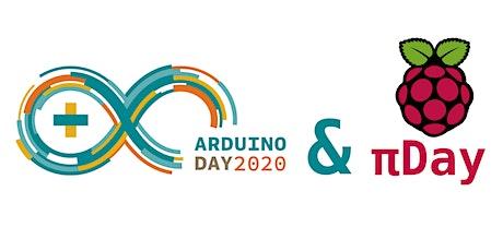 Arduino & Raspberry Pi Day 2020 - Programowanie ramienia robota z Arduino tickets