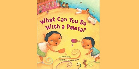 "Sunday Stories: ""What Can You Do With A Paleta?"" tickets"