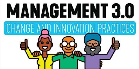 Workshop Oficial - Management 3.0 Foundation ingressos