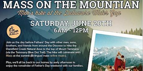 Mass on the Mountain | Misa en la Montaña tickets