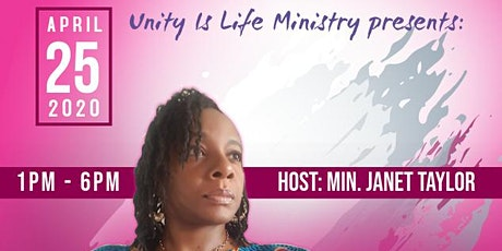 Unity is Life Ministry - Women's Conference tickets