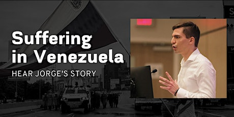 How Close to Venezuelan Socialism is America? Jorge Galicia has the answer. tickets