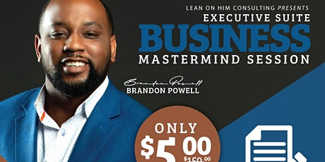 Executive Suite: Business Mastermind Session (Workonomy Hub) tickets