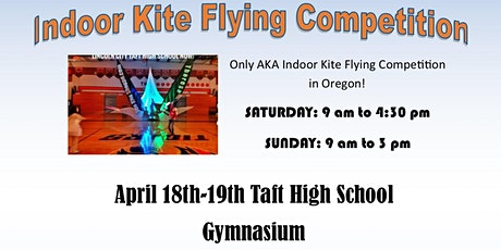 SOS 2020 Indoor Kite Flying Competition Event tickets