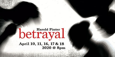 Betrayal by Harold Pinter tickets