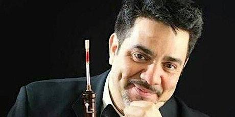 Bronx Salon With Pedro Díaz tickets
