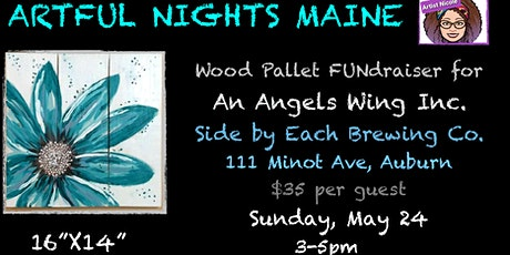 Wood Pallet FUNdraiser for An Angel's Wing Inc. tickets