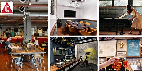 Conspire  Coworking Open House tickets