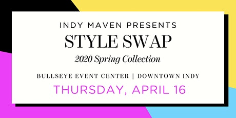 Postponed: Style Swap Spring 2020 tickets