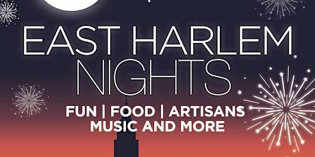 East Harlem Nights 2020 tickets
