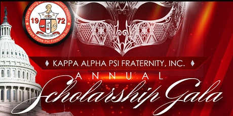 Kappa Alpha Psi Fraternity, Inc. Annual Scholarship Gala tickets