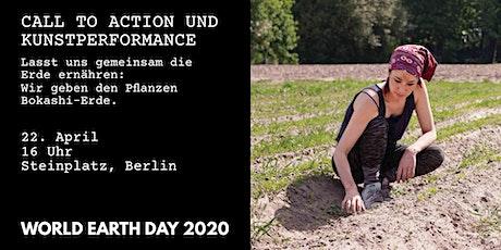 Mach mit! - Call to action tickets