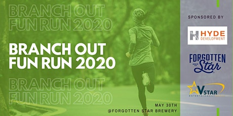 Branch Out Fun Run 2020 tickets