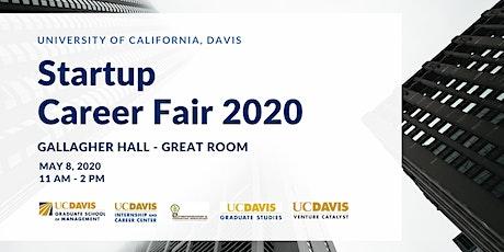 UC Davis Startup Career Fair tickets