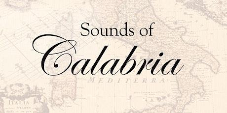 Viva Vitalità Italiana presents The Sounds Of Calabria tickets