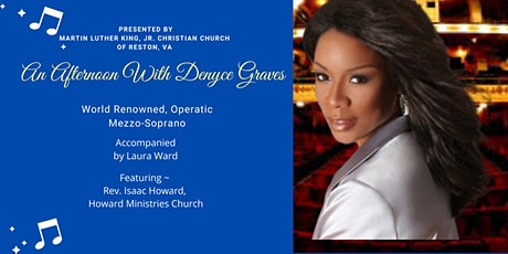 An Afternoon With    Denyce Graves   tickets