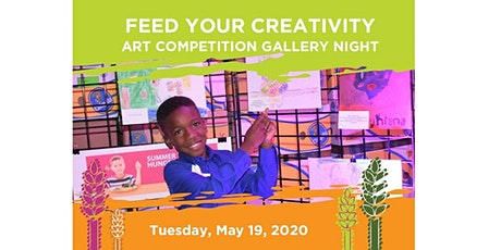 3rd Annual Feed Your Creativity Gallery Night tickets